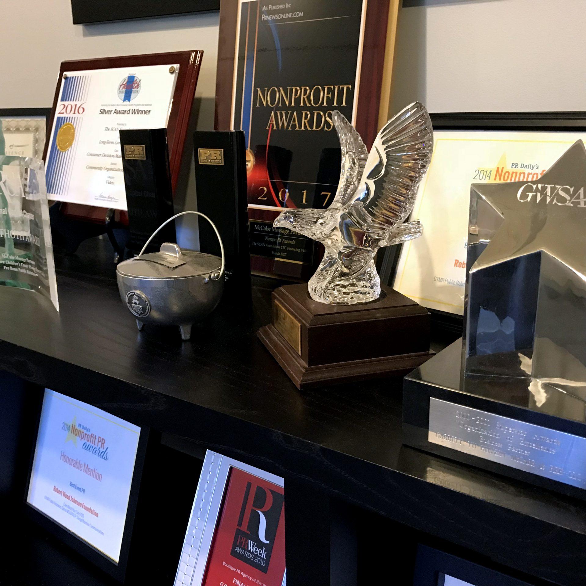 Washington DC PR Firm Awards